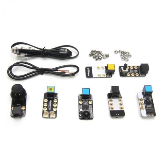 Ensemble d'électronique pour le kit de débutant Robot Kit