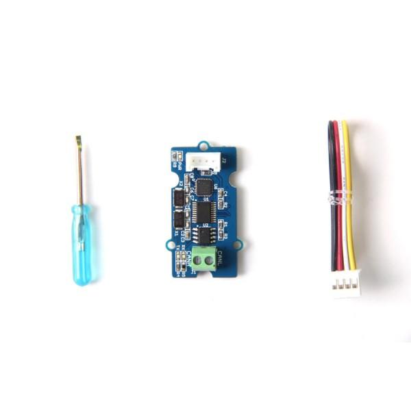 CAN-Bus Modul (basierend auf MCP2551 und MCP2515)