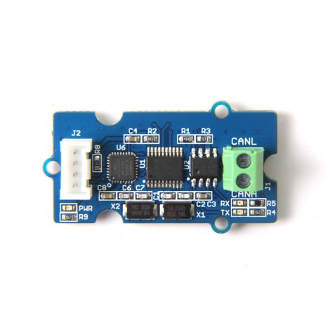 CAN-BUS Module (based on MCP2551 and MCP2515)
