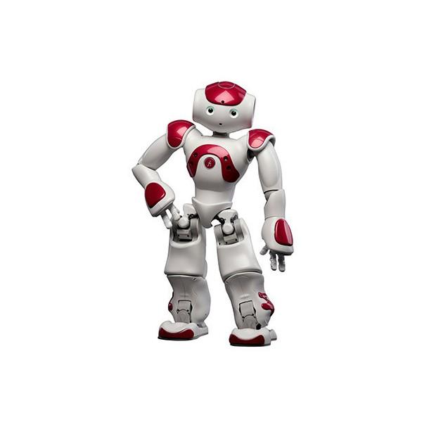 programmable humanoid nao evolution red