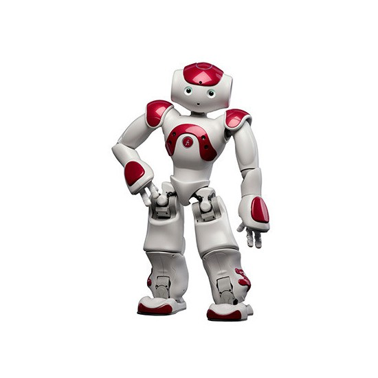 Academic Edition Robot humanoïde programmable NAO Evolution Rouge