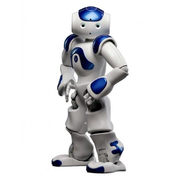 Academic Edition Robot humanoïde programmable NAO Evolution Bleu