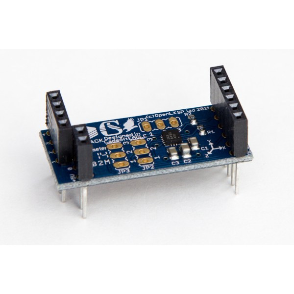 Microstack 3-Axis Accelerometer for Raspberry Pi