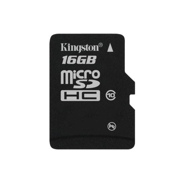 16 GB micro SD memory card