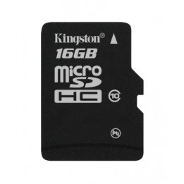 Carte mémoire microSD 16GB Classe 10