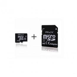 Carte microSD 32Go avec adaptateur SD
