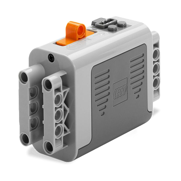 6 AA battery box for Lego Power Functions