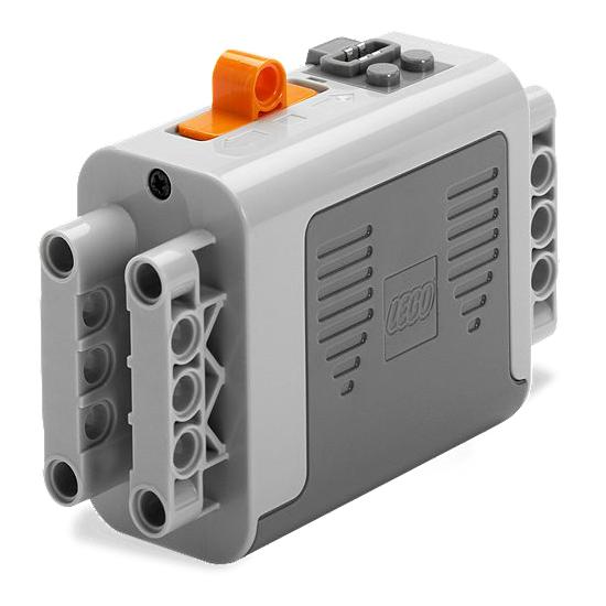 Batteriefach für 6 AA-Batterien - Power Functions