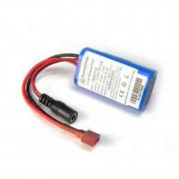 Batterie Li-Ion 7.4v 2200mAh (2S2P) avec PCM
