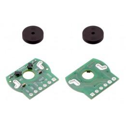 Pair of Magnetic Encoders for 20D Micro Metal Gearmotors, 2.7–18V