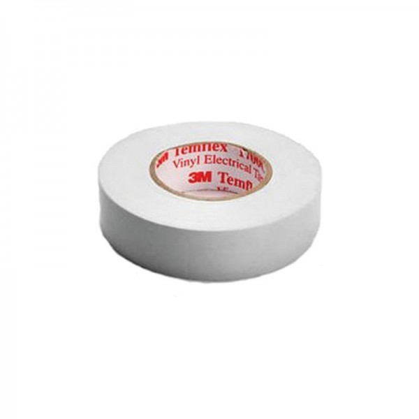 3M 19 mm White Insulation Tape