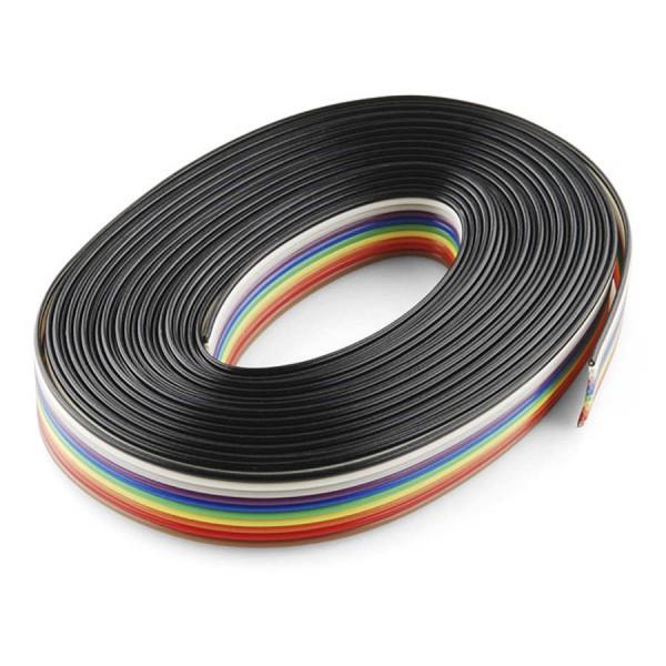 Câble ruban - 10 fils (4,5m)
