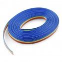 Câble ruban - 6 fils (4,5m)