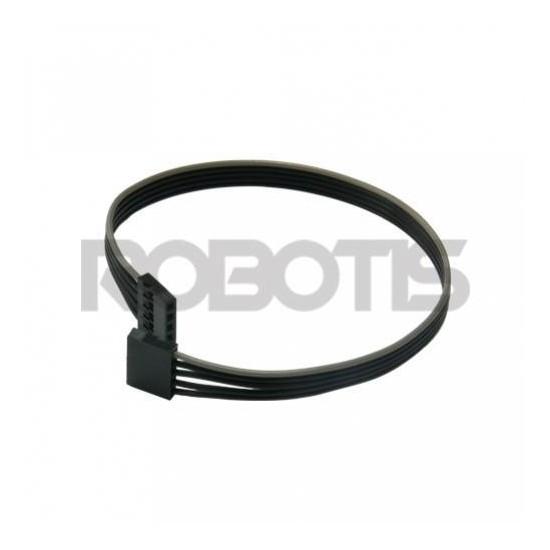 4 câbles 5P 150mm
