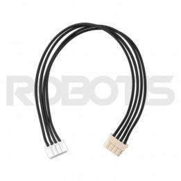 10 câbles X4P 180mm (Convertible)