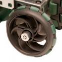 2 Allseitenräder (Omniwheels) für Vex Robotics Roboter
