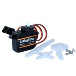 Hochempfindlicher Mini-Servomotor EMAX 9 g ES08A