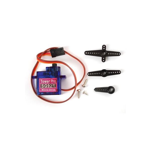 Micro servomotor