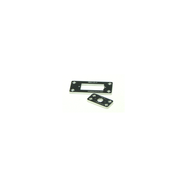Futaba S3115 Servo Mounting kit for NXT