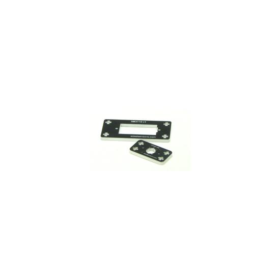 Support pour servomoteur Futaba S3115 pour NXT