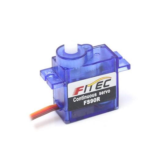 Micro-servo à rotation continue FS90R