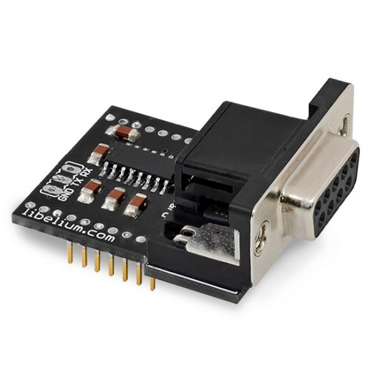 RS-232 SERIAL / MODBUS module for Arduino, Raspberry Pi and Intel Galileo