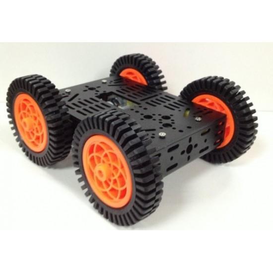 Kit multi chassis 4WD (ATV version)