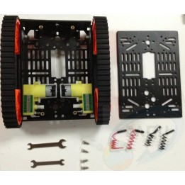 Multi-Chassis 4WD Kit (ATV Version)