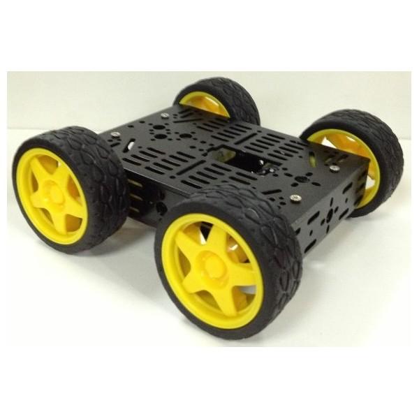 Multi-Chassis 4WD Kit (Basic Version)