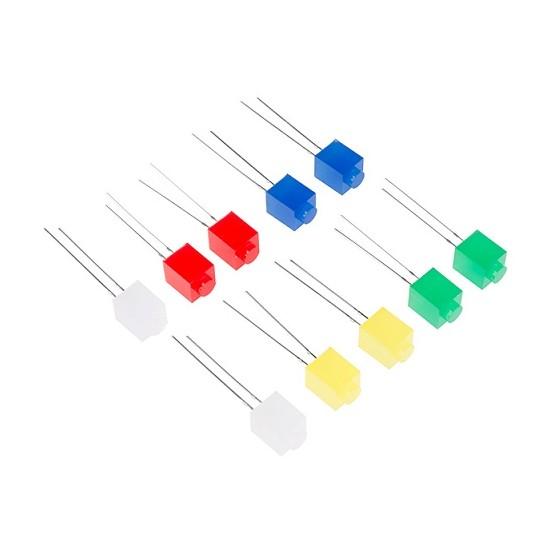 Lego Build Upons PTH-LEDs (10er-Pack)