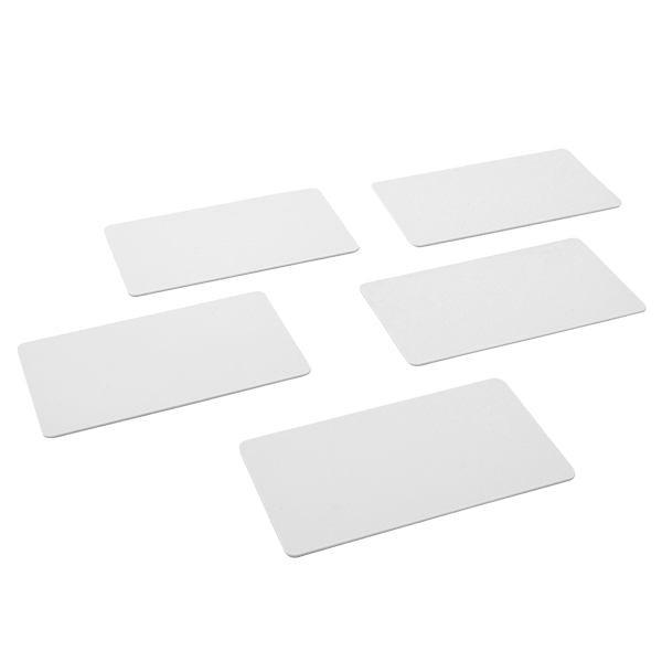 Pack de 5 cartes RFID 13.56 MHz / NFC