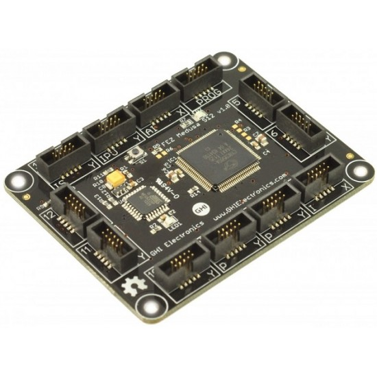 Gadgeteer-kompatibles Arduino-Board FEZ Medusa S12