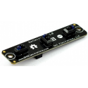 Gadgeteer Infrared Reflector Module for detecting edges or following lines on the floor