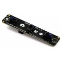 Gadgeteer-Modul Infrarotreflektor für die Erkennung des Tischrands oder die Linienfolge am Boden