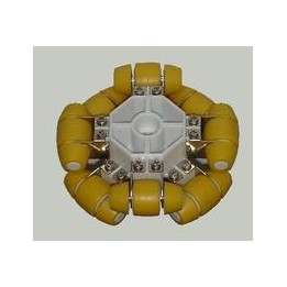 Roue omnidirectionnelle pour Lego Mindstorms NXT/EV3