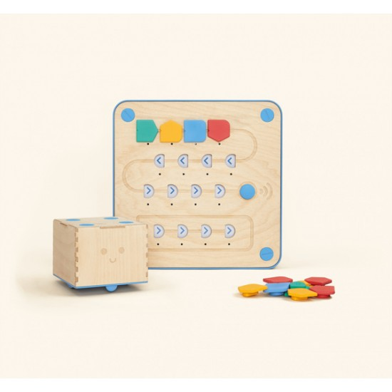Montessori Roboter Cubetto (Französische Version)