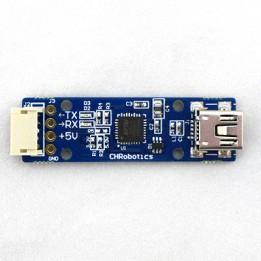 USB Expansion Board for UM7 orientation sensor