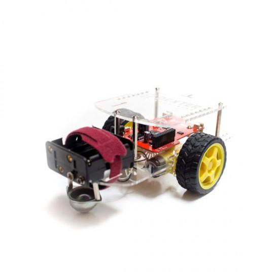 GoPiGo2 Roboterbausatz für Raspberry Pi