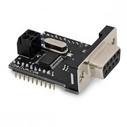 Module RS-485 / MODBUS pour Arduino, Raspberry Pi et Intel Galileo