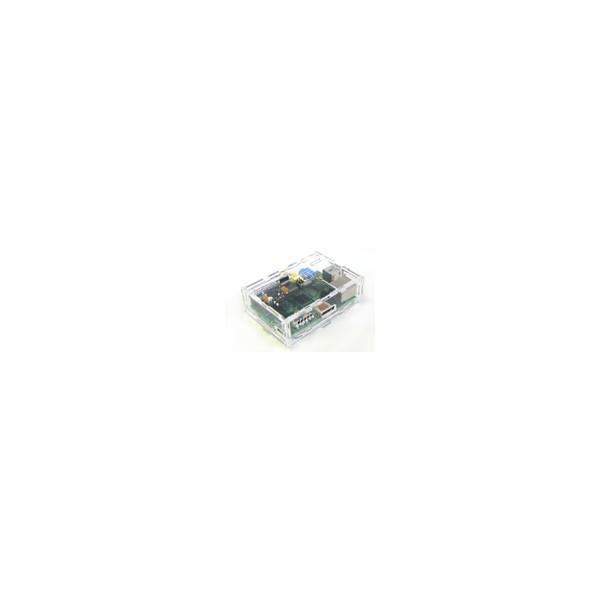 Pi-Case, boitier pour Raspberry Pi (transparent)
