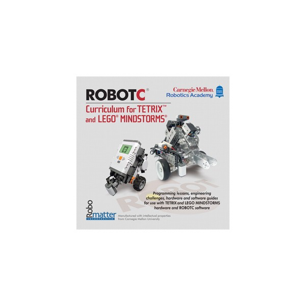 Apprendre RobotC avec Tetrix et Lego Mindstorms NXT