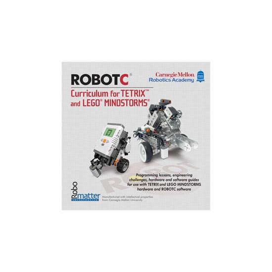 ROBOTC Curriculum for TETRIX and LEGO Mindstorms Classroom License