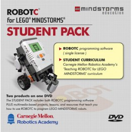 ROBOTC for LEGO Mindstorms Single License Student Pack