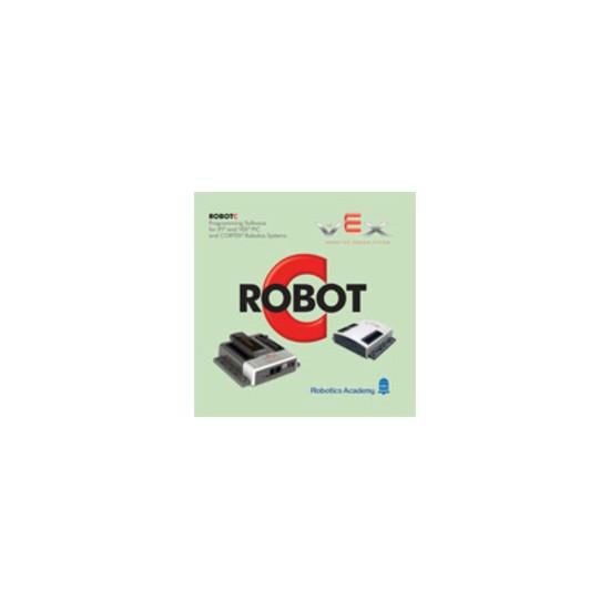 RobotC pour Cortex Vex Robotics - Licence utilisateur unique