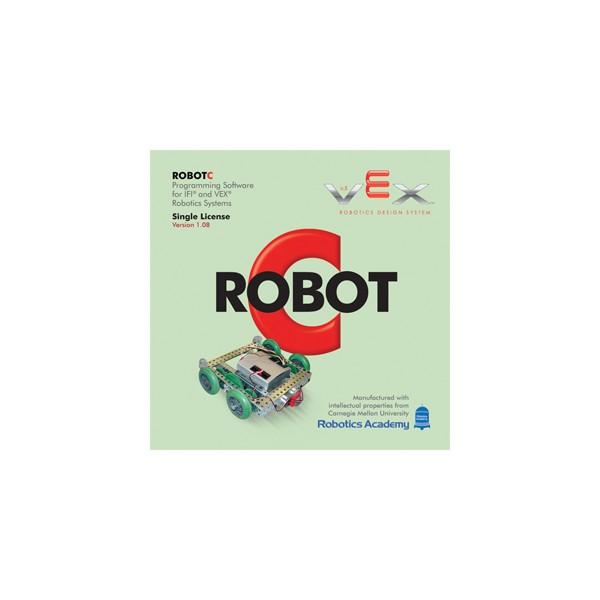 RobotC for IFI Vex Robotics - programming software for robots