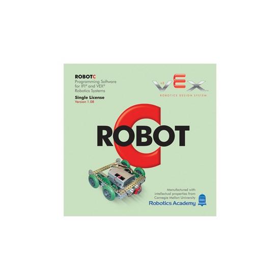 RobotC for IFI Vex Robotics - 24 Seat Classroom license