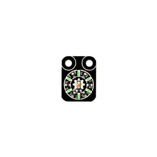 Module Matrice de LEDs circulaire Gadgeteer