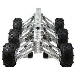 Chassis robotique 6WD Mantis™