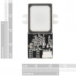 Biometric fingerprint scanner TTL