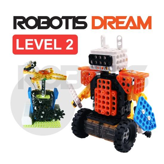 Kit éducatif ROBOTIS DREAM Niveau 2